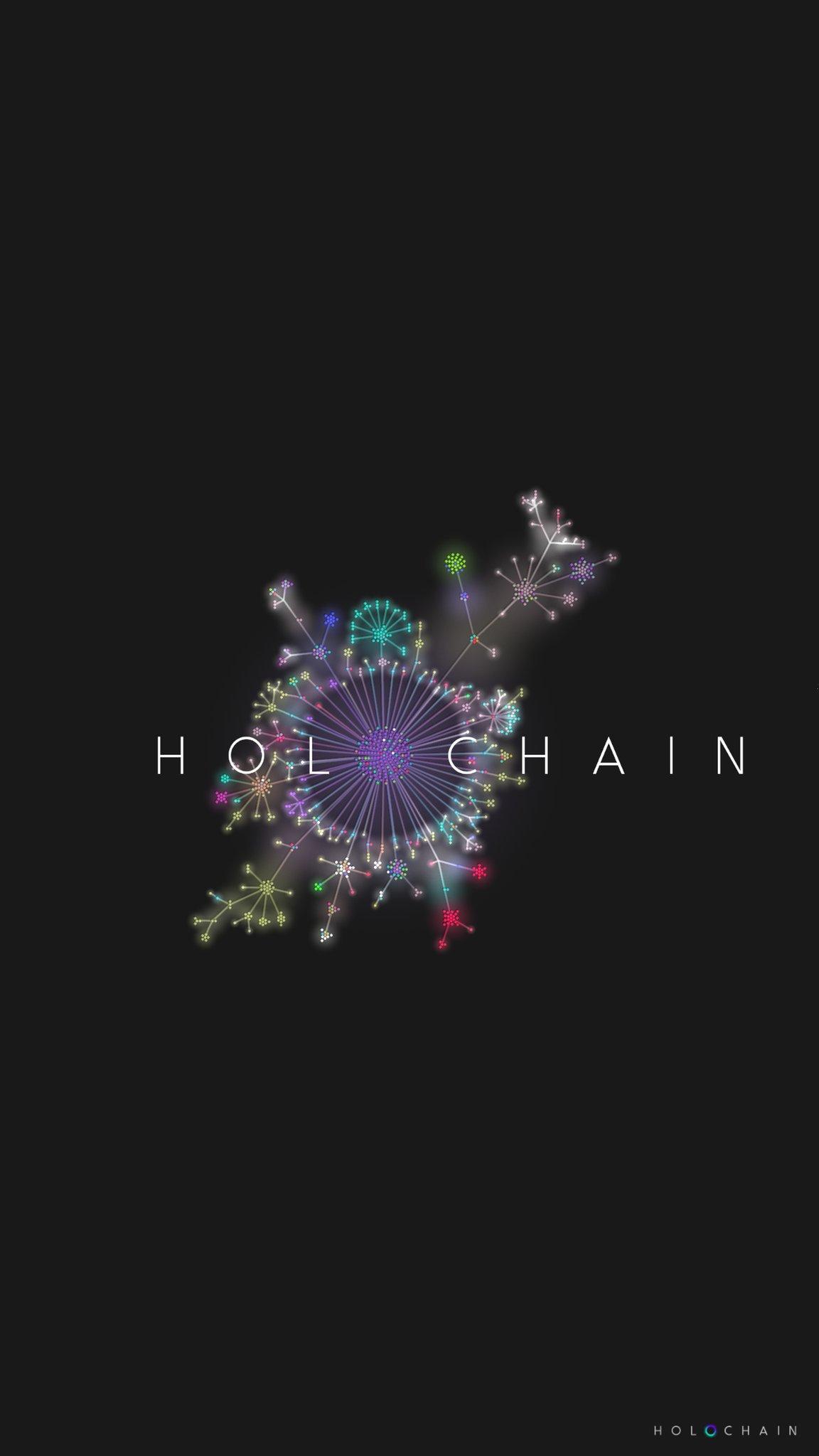 Holochain dna logo