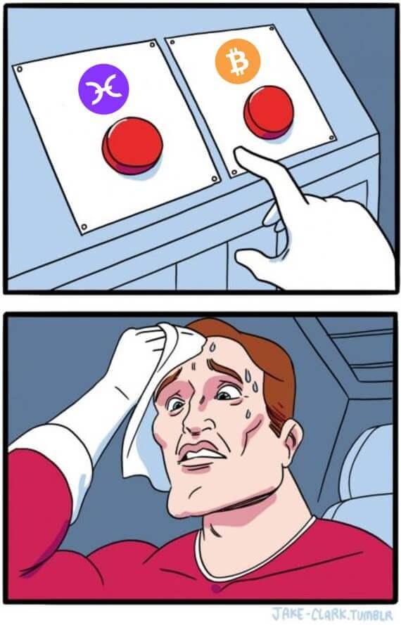 Holo buttons meme