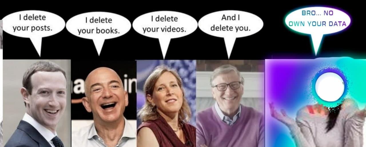 Holo data meme