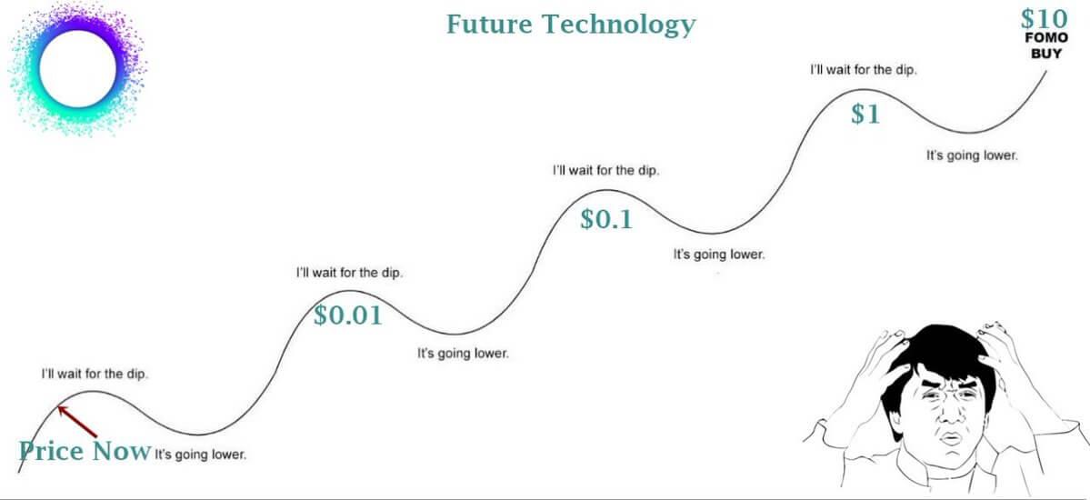 Holo future price meme