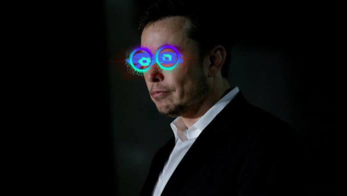 Holochain robot meme