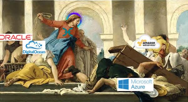 Holochain jesus meme