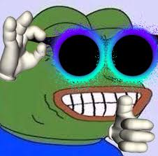 Holochain pepe the frog meme
