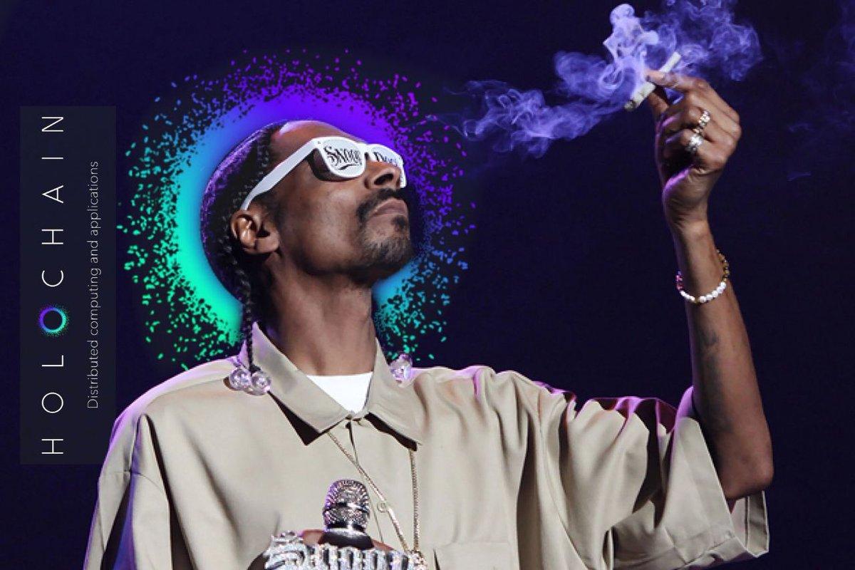 Holo Snoop Dogg meme