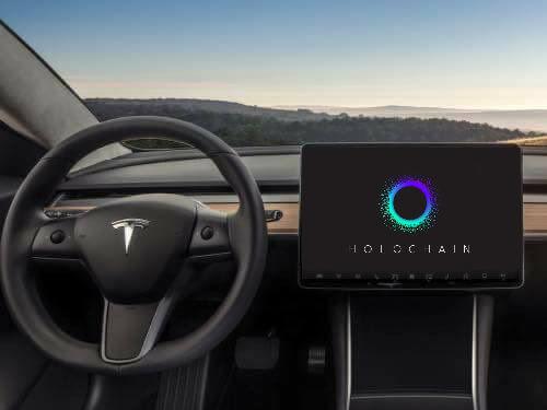 Holochain Tesla car meme