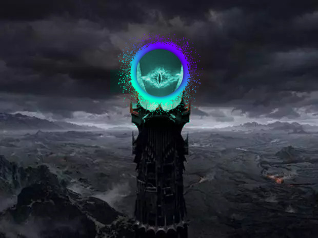 Holochain tower meme