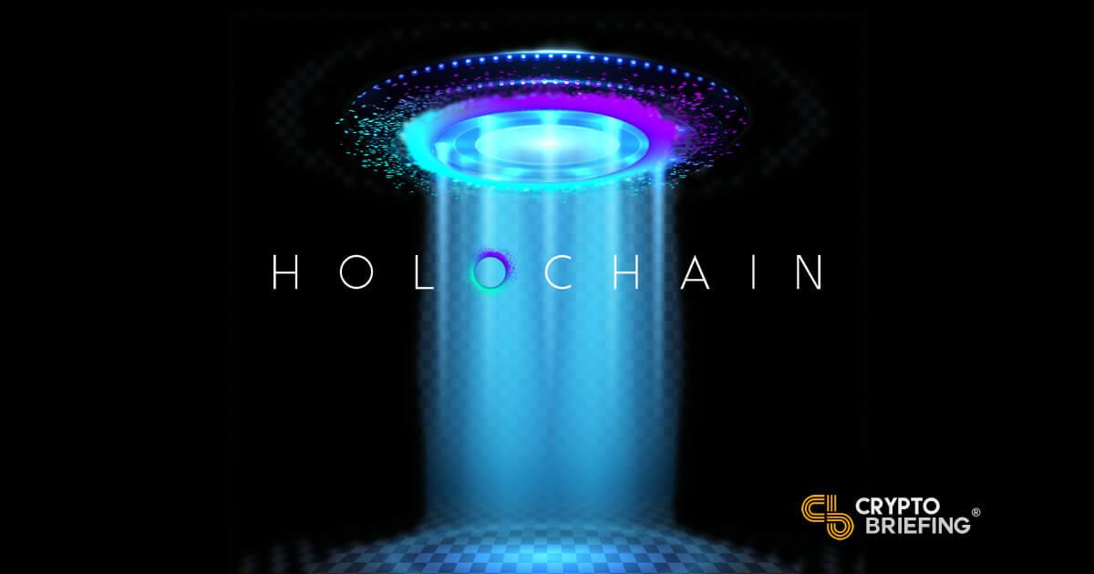 Holochain ufo