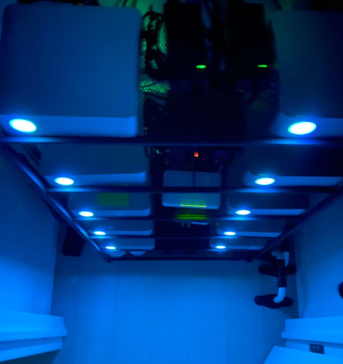 HoloPort setup